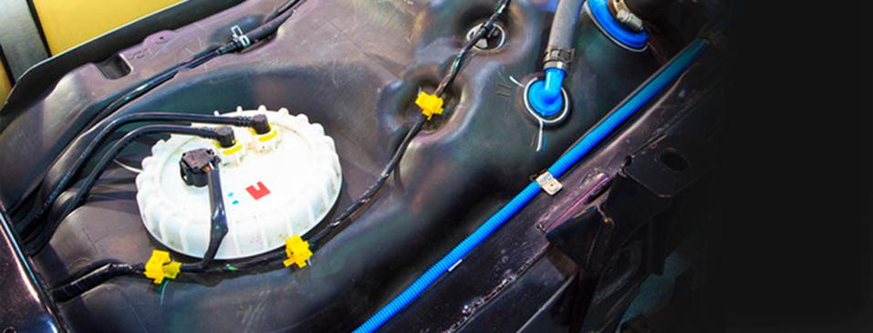 Mejores prácticas al realizar pruebas de fugas en tanques de combustible