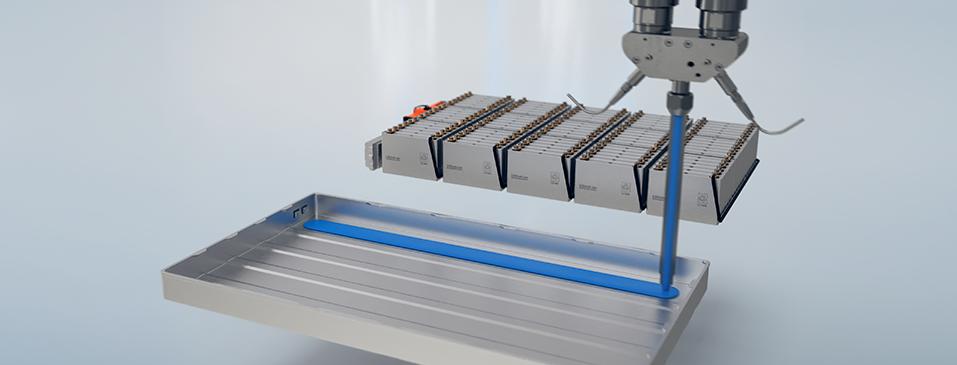 Gestión térmica: dispensador de TIM líquido y Gap Filler