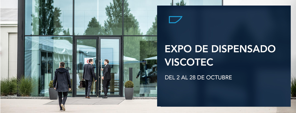Exposición virtual de dispensado 2021 ViscoTec